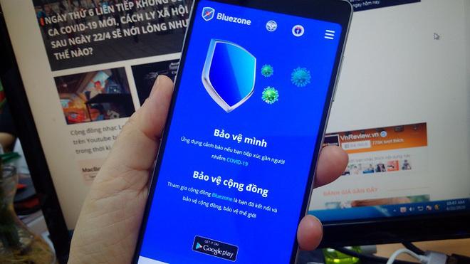 Hướng dẫn cài đặt ứng dụng Bluezone giúp cảnh báo người nghi nhiễm Covid-19 nhanh nhất