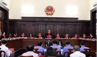 Hội đồng Thẩm phán TAND Tối cao bác kháng nghị vụ tử tù Hồ Duy Hải