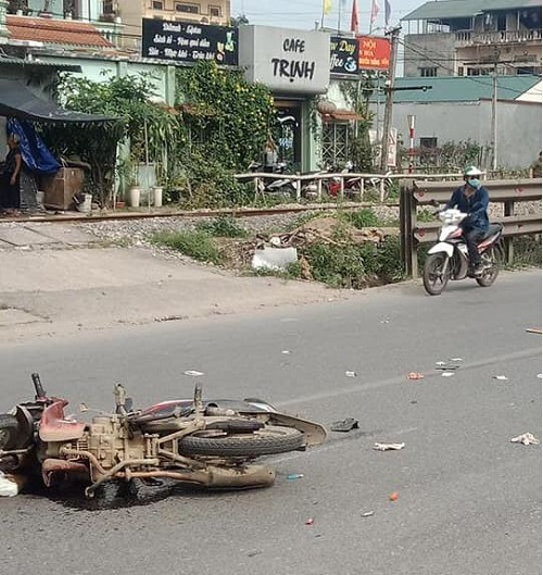 Hà Nội: Người đàn ông tử vong sau va chạm với xe tải