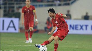 Báo quốc tế: 'Tiền vệ Tuấn Anh được nhiều đội bóng tại nước ngoài để ý'