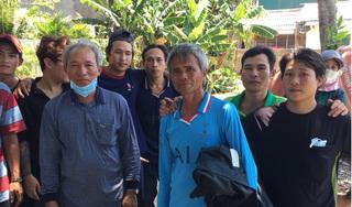 Ngư dân Việt Nam cứu một người Philippines lênh đênh 17 ngày trên biển