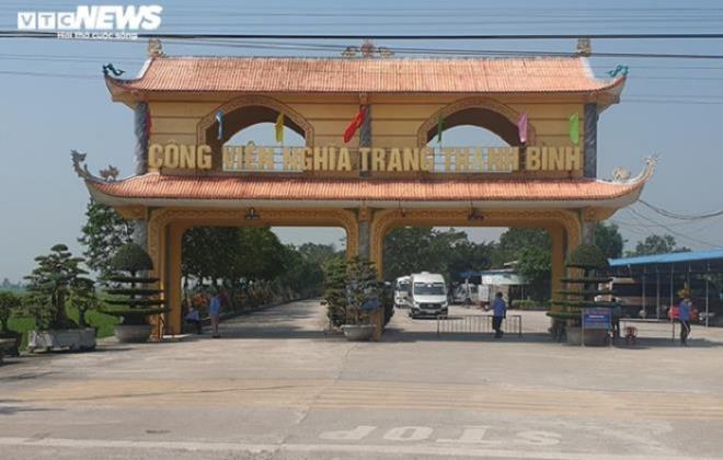 Gần 40 nhân viên bất ngờ nghỉ việc, Công ty dịch vụ tang lễ ở Nam Định phải tạm dừng