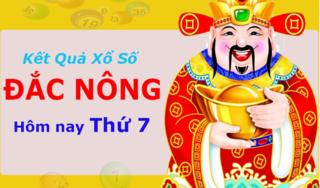 XSDNO 9/5 - Kết quả xổ số Đắk Nông hôm nay thứ 7 ngày 9/5/2020