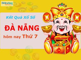 XSDNG 7/11- Kết quả xổ số Đà Nẵng hôm nay thứ 7 ngày 7/11/2020