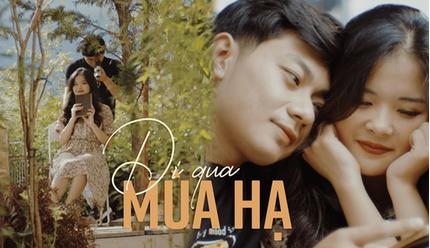 Lời bài hát 'Đi qua mùa hạ' (Lyrics) - Thái Đinh