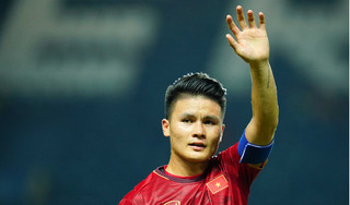 Tiền vệ Quang Hải được báo châu Á vinh danh