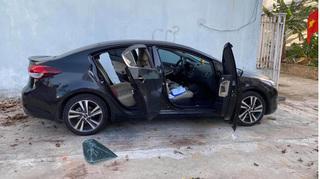Đà Nẵng: Hàng loạt xế hộp 'hạng sang' bị đập phá, trộm tài sản