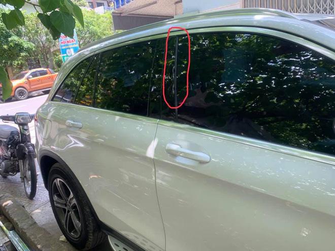 Đà Nẵng: Hàng loạt xế hộp 'hạng sang' bị đập phá, trộm tài sản 4