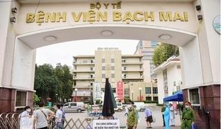 Từ ngày mai 11/5, Bệnh viện Bạch Mai khám chữa bệnh trở lại