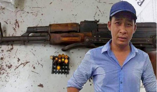 Vụ Tuấn 'Khỉ': Truy nã 1 bị can tàng trữ trái phép vũ khí quân dụng