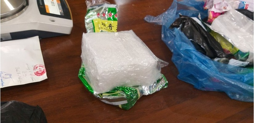 Bắt 'nữ quái' cầm đầu đường dây ma túy liên tỉnh Lạng Sơn - Hải Phòng - Nam Định
