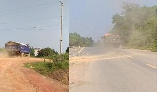 Thanh Thủy, Phú Thọ: Người dân khốn khổ vì khai thác khoáng sản gây ô nhiễm