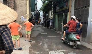 Phát hiện thi thể đang phân hủy trong ngôi nhà 2 tầng ở Hà Nội