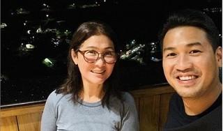 Chân dung mẹ chồng Tăng Thanh Hà lần đầu tiên lộ diện