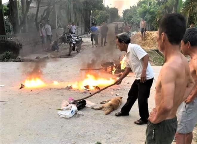 Chân dung tên trộm chó dùng dao chém rách đầu người truy đuổi