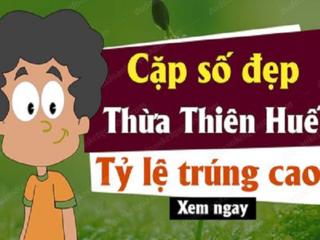 XSHUE 24/8 - Kết quả xổ số Thừa Thiên Huế thứ 2 ngày 24/8/2020