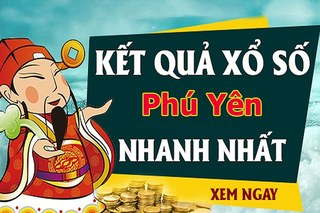 XSPY 1/6 - Kết quả xổ số Phú Yên hôm nay thứ 2 ngày 1/6/2020