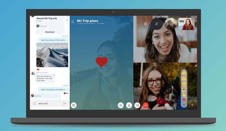 Hướng dẫn cách ghi âm, ghi hình cuộc gọi Skype trên mọi thiết bị
