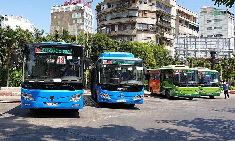 94 tuyến xe buýt có trợ giá tại TP HCM sẽ hoạt động trở lại từ 11/5
