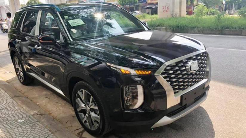 Hyundai Palisade giá tính phí trước bạ 1,8 tỷ đồng