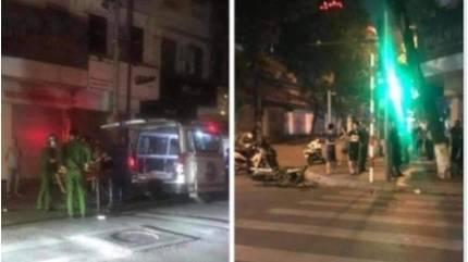 Cô gái bị xe máy không biển số tông tử vong trong đêm
