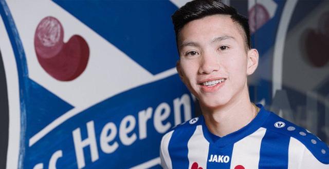 Đoàn Văn Hậu nhận đãi ngộ lớn thứ 2 tại SC Heerenveen