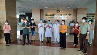 Tin tức trong ngày 11/5: Thêm 8 bệnh nhân Covid-19 được công bố khỏi bệnh