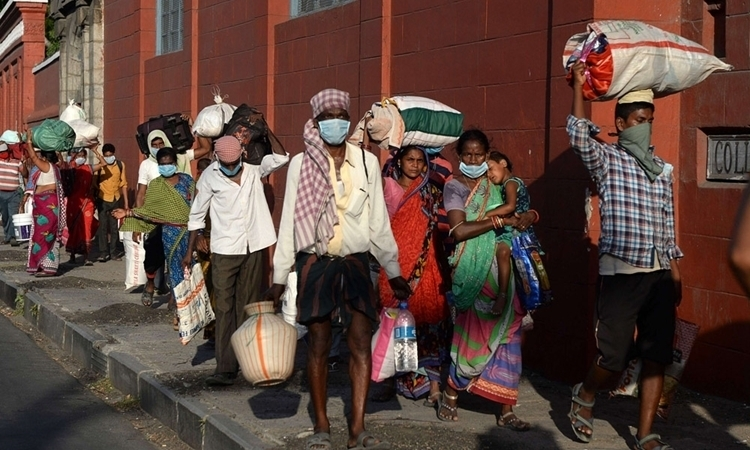 Ấn Độ tăng kỷ lục hơn 4.200 ca nhiễm Covid-19 chỉ trong 1 ngày