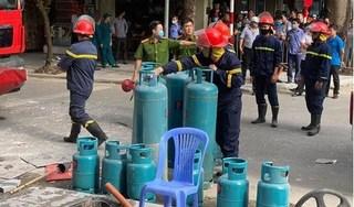 Nổ bình gas tại Hà Nội khiến 3 người bị thương