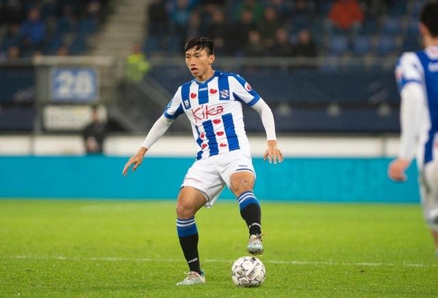 Hà Nội FC phản hồi nguyện vọng của SC Heerenveen