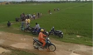 Trên đường kéo lúa về nhà, người đàn ông bị sét đánh tử vong thương tâm