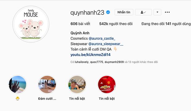 Quỳnh Anh chính thức lên tiếng về tin đồn lục đục hôn nhân với Duy Mạnh