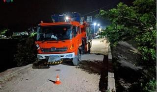 Trắng đêm tìm kiếm người đàn ông ở Lạng Sơn đuối nước mất tích
