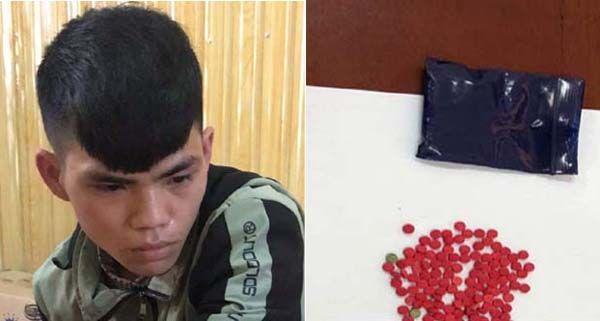 Thanh Hóa: Thanh niên 10x tàng trữ ma túy bán lẻ kiếm lời