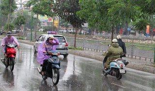 Tin tức thời tiết ngày 13/5/2020: Bắc Bộ chiều tối có mưa dông, Nam Bộ tiếp tục nắng nóng