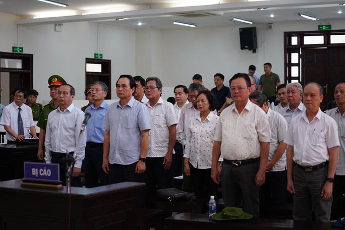 Tòa tuyên án 27 năm tù 2 nguyên chủ tịch TP Đà Nẵng