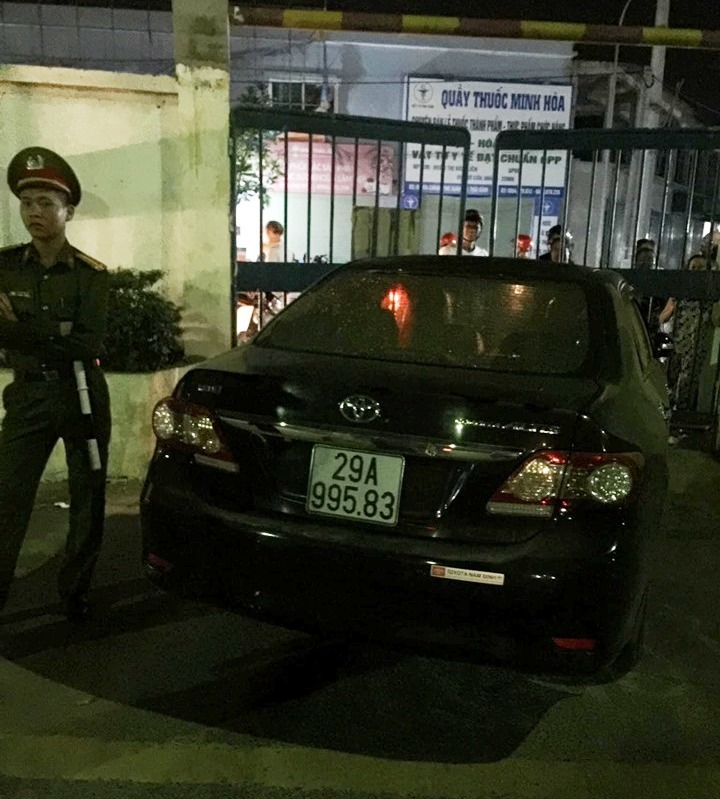 Người lái xe bỏ chạy sau tai nạn chết người là Trưởng Ban Nội chính Tỉnh ủy Thái Bình