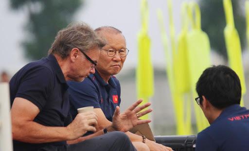 Bóng đá Việt Nam sở hữu HLV đẳng cấp thế giới