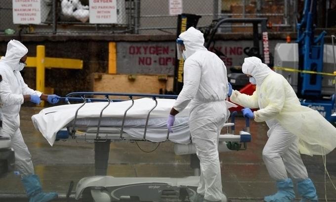 Mỹ dự báo 147.000 người chết Covid-19 vào tháng 8