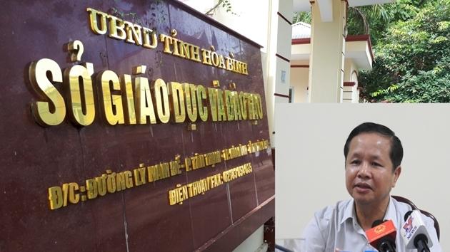 Cựu Giám đốc Sở GD&ĐT tỉnh Hòa Bình xin được nhận trách nhiệm tại tòa
