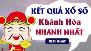 XSKH 21/10 - Kết quả xổ số Khánh Hòa hôm nay thứ 4 ngày 21/10/2020