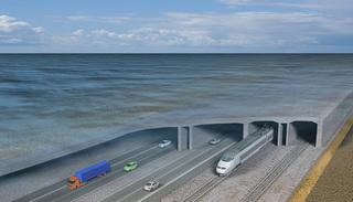 Tin tức thế giới 13/5: Đan Mạch xây đường hầm vượt biển dài nhất thế giới