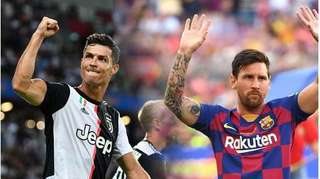 Nhận xét 'không mất lòng ai' của HLV Klopp về Messi và Ronaldo