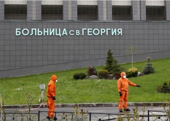 Nga tiến hành điều tra máy thở bị nghi gây cháy, làm chết 6 người
