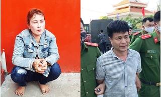 Vợ chồng Loan 'cá' cùng 5 đàn em trong đường dây bảo kê bị khởi tố