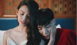 Sau MV 'Em không sai, chúng ta sai', Hoa hậu Tiểu Vy và Erik công khai thả thính nhau