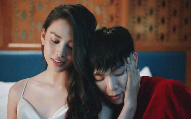 Sau MV 'Em không sai, chúng ta sai', Hoa hậu Tiểu Vy, Erik công khai thả thính nhau