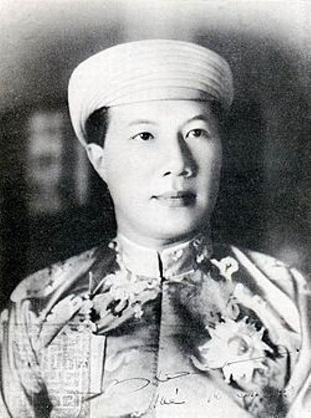 Sơ lược về tiểu sử của Vua Bảo Đại (Nguyễn Phúc Vĩnh Thụy)