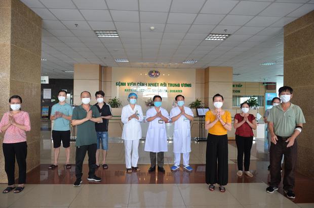 Thêm 8 bệnh nhân Covid-19 khỏi bệnh, Việt Nam đã chữa khỏi 266 bệnh nhân