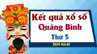 XSQB 6/8 - Kết quả xổ số Quảng Bình hôm nay thứ 5 ngày 6/8/2020